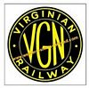 VGN Virginian Railroad Clock - T-shirts - Magnets  - Mugs - Lighters